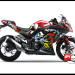 Sticker Cutting Ninja250 FI Merah Freestyle