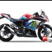 Sticker Decal Modifikasi Ninja 250 FI Merah Monster Snow