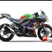 Sticker Ninja 250 FI Hijau Transformer Green