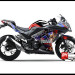 Sticker Ninja 250 FI Hitam Transformer Black