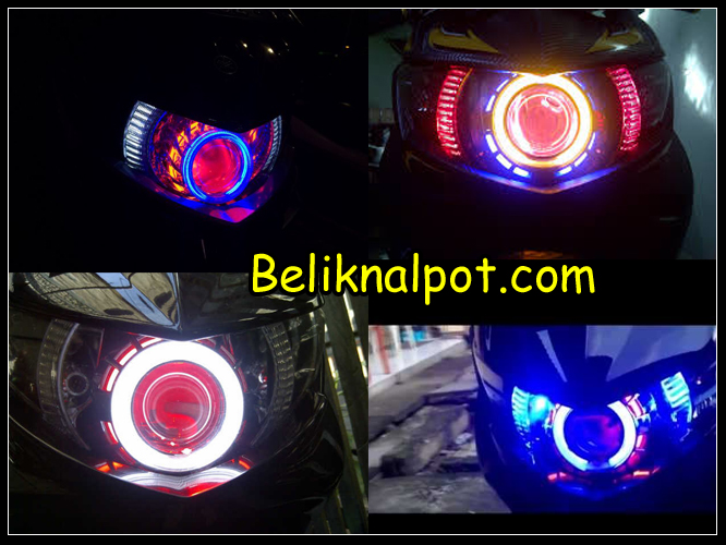 Jual Lampu Angel eyes Mio Soul GT