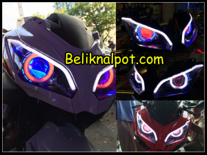 Jual Lampu Angel eyes N250 FI