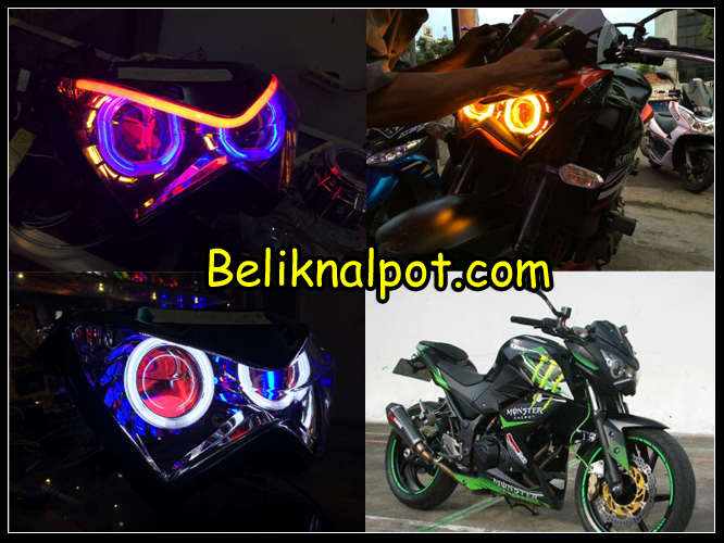 Jual Lampu Angel eyes Ninja Z250