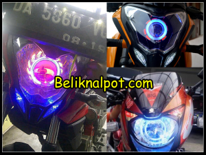 Jual Lampu Angel eyes Pulsar