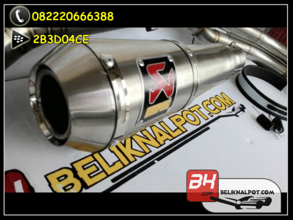 Akrapovic Lorenzo 2015 New