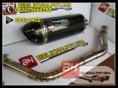 Knalpot two brother new 150cc