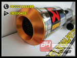 Jual slipon akrapovic lorenzo gold