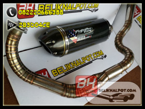 harga knalpot two brother n250