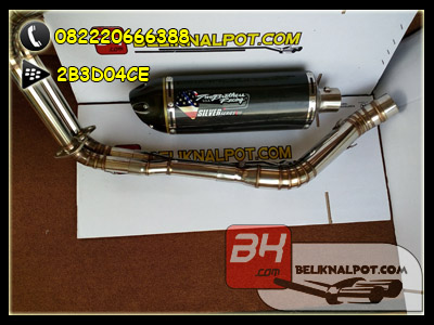 harga knalpot two brother new r25