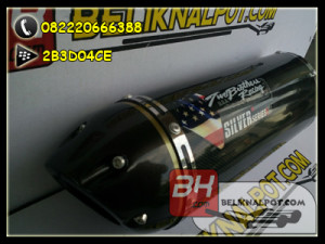 Jual Knalpot two brother slipon