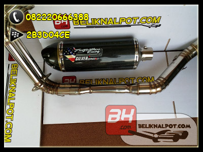 jual knalpot two brother new r25