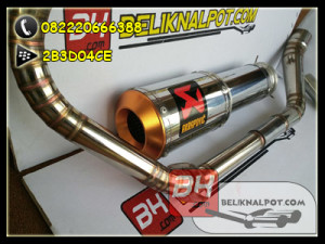 knalpot akrapovic lorenzo gold all motor