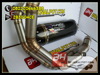 knalpot two brother usa new er6