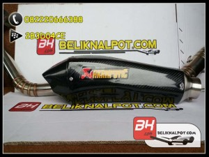 Knalpot Racing R15 Akrapovic Monster