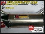 Knalpot Racing MX King Akrapovic Titan