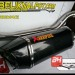 Jual Knalpot Racing MX King Akrapovic Carbon
