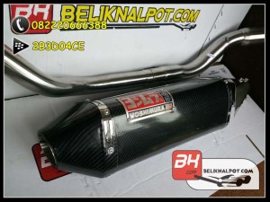 Knalpot Racing MX King Yoshimura r77